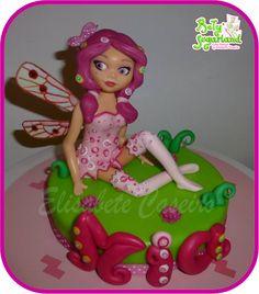 Mia and Me cake ❤❤