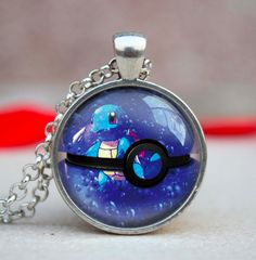 Squirtle Necklace