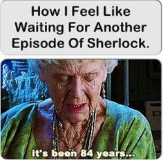 Too long<<< I did my waiting...IN FEELSKABAN!!!