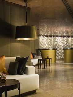 ESPA spa located in the Istanbul EDITION hotel.