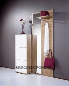 mobila hol pantofar oglinda cuier marcoshop