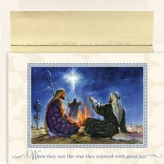 The Star Religious Christmas Cards  Price : $12.60 http://www.mycards4less.com/The-Star-Religious-Christmas-Cards/dp/B00E3HPV1O