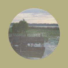 Lake Reflections Drink Coaster