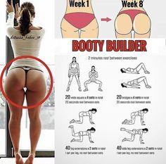 Exercícios para bumbum