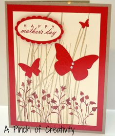 Butterfly Mother's Day Card on Etsy, $4.56 CAD Butterfly, Day, Frame, Creative, Cards, Decor, Picture Frame, A Frame, Decorating