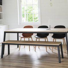 OPSMUK- Tafel: prachtig design! Ik koop BELGISCH! - Livingdesign