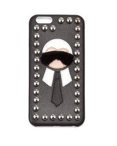 Karlito iPhone 6 Cover by Fendi at Neiman Marcus. Too Bad its $600!