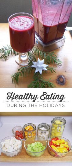Some great tips for keeping our children balanced and healthy during the holidays.