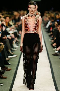 Kendall jenner - givenchy 2014
