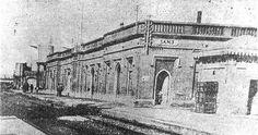 Estació de Sants 1910