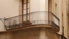 balcony Bachelor, Uni, Cast Iron, Balcony, Gate, Barcelona, Stairs, Home Decor, Architecture