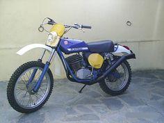 Ancillotti 125 Reg. del '76