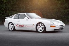 Remembering Porsche's Ultimate Front-Engined Sports Car: The 968 CS Auto Motor Sport, Motor Car, Porsche 924s, Automotive Industry, Manual Transmission, Toys For Boys, Big Boys, Cars And Motorcycles, Cool Cars