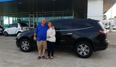 Congratulations and Best Wishes Martha on the purchase of your 2016 CHEVROLET TRAVERSE!  We sincerely appreciate your business, Orr Chevrolet and MARTIN HERMAN.