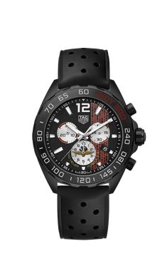 Tag Heuer Price, Tag Heuer Formula, 1. Tag, Latest Watches, Black Sand, Indy Cars, Steel Material, Leather Watch Bands, Black Rubber