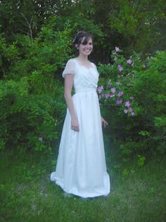 Pride and Prejudice wedding dress
