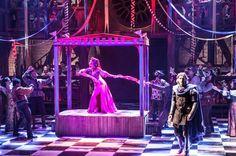 Hunchback of Notre Dame Broadway | Rhythm of the Tambourine - The Hunchback of Notre Dame at the La Jolla ...