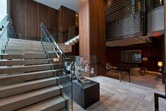 four seasons toronto staircase - Google Search