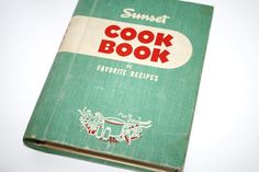 Want all my grandma's vintage cook books some day :). So cool!