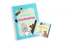 Suupoppia Cover, Books, Libros, Book, Book Illustrations, Libri
