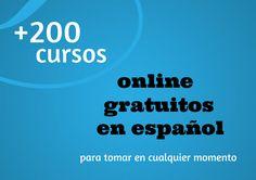 Seleccionamos en esta página los mejores cursos online y gratuitos en español, para compartirles una lista siempre actualizada de las mejores propue