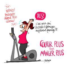 #autodérision  hahaha    Crayon d'humeur by @mathouchou