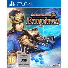 Dynasty Warriors 8 Empires  PS4 in Actionspiele FSK 12, Spiele und Games in Online Shop http://Spiel.Zone
