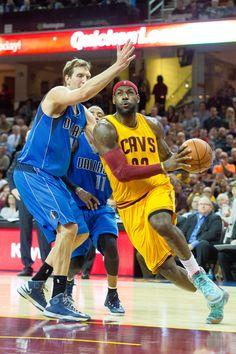 18a86fd7543c Dallas Mavericks v Cleveland Cavaliers. King Lebron JamesKing JamesNba ...