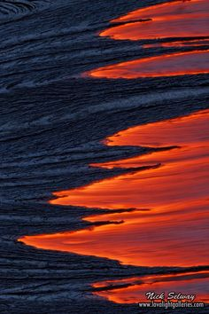 Lava - Nature's Art