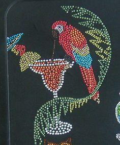 Parrot w Cocktail