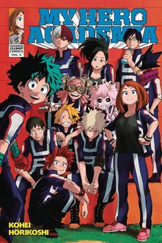 My Hero Academia Vol. 04