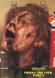 Friday the 13th Part 2 (1981) fangoria