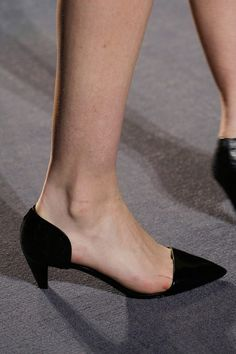 fe84c07212c low heel with minimalist coverage - proenza schouler fall 2013 ready-to-wear