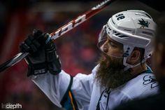 Brent Burns, San Jose Sharks, Hockey, Field Hockey, Ice Hockey