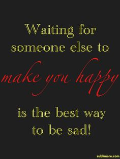 Waiting for someone else...