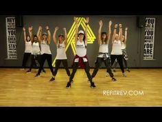 "Rachel Platten ""Stand By You"" II Dance Fitness Choreography ll REFIT® Revolution - YouTube"