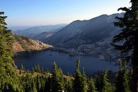Caribou Lakes Trail - Trinity Alps Wilderness
