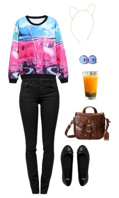 """Untitled #4570"" by northamster ❤ liked on Polyvore featuring Proenza Schouler, ASOS, Frye and Accessorize"
