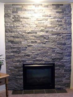 Cool Airstone Accent Wall Bathroom - 09703ab467a20202e83391f347d83cbd--airstone-fireplace-fireplace-facade  You Should Have_88117.jpg