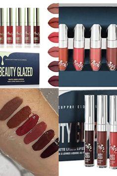 ❤Der langlebige Lippenstift enthält feuchtigkeitsspendende Inhaltsstoffe für ein angenehmes, geschmeidiges und seidiges Gefühl, das Ihre Lippen nicht austrocknet. ❤Reichhaltige, lebendige Farbtöne von neutralen bis hin zu hochmodernen Farbtönen, langlebig und wasserdicht, schwer zu verblassen. ❤Super hochwertige Materialien für die Produktion; Enthält Feuchtigkeitscremes, die die Lippen geschmeidig und weich machen. Lipgloss, Lipstick, Neutral, Beauty Glazed, Super, Eyeshadow, Make Up, Make A Donation, Lipsticks