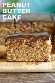 Vegan Peanut Butter Cake with Chocolate Peanut Butter Glaze - Vegan RichaBloglovinFacebookGoogle+InstagramPinterestRSSTwitterYouTube
