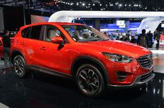 Official: 2016 Mazda CX-5 gets a facelift in LA Auto Show 2014.  Besides Compact 2016 Mazda CX-3, Mazda is presented in the report of Los Angeles Auto Show and the renewed ...  readmore: http://www.carxmotor.com/2014/11/20/official-2016-mazda-cx-5-in-la-auto-show-2014/
