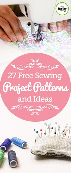 Find easy sewing projects, creative sewing ideas, and how-to sewing tips and techniques for your next sewing project.