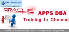VKV Technologies is one of the best IT training centre in chennai providing various courses in SQL Server DBA Training in Chennai, Oracle DBA, Java, .Net, QTP... http://www.vkvtechnologies.com/  #oracleappsdbatraininginchennai #oracleappsdbatraining
