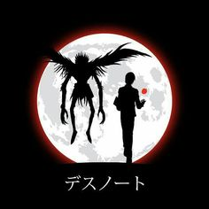 Ryuk & Light ~ Death Note