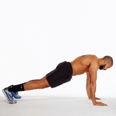 Go ahead, cheat on your regular workout with our challenge. These HIIT exercises are guaranteed to rev your metabolism and get your heart racing—in more ways than one. Fitness Workouts, Fitness Diet, Mens Fitness, At Home Workouts, 30 Day Challenge, Workout Challenge, 30 Days Of Hiit, Workout Diet Plan, Boxercise Workout