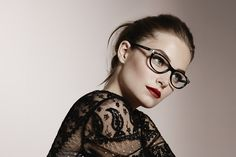 Collette Dinnigan for #Specsavers #glasses #eyewear