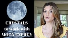 Let's talk about crystals we can use to work with moon energy. Whether it be for the full moon, new moon or any phase of the moon. Intention I feel that when you're working with…