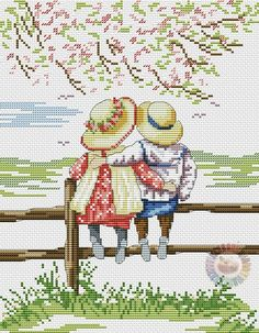 VK is the largest European social network with more than 100 million active users. Cross Stitch Thread, Cute Cross Stitch, Cross Stitch Alphabet, Cross Stitch Designs, Cross Stitching, Cross Stitch Embroidery, Cross Stitch Landscape, Hand Embroidery Videos, Cross Stitch Pictures