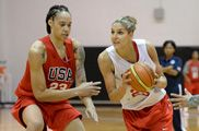 WNBA Stars Dominate USA Team